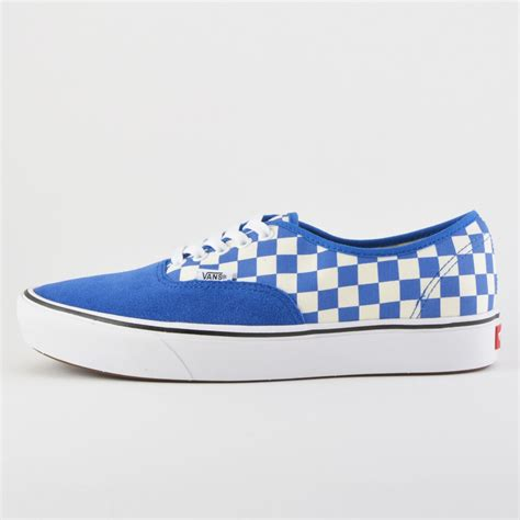 Authentic Mix Checker Unisex Trainers